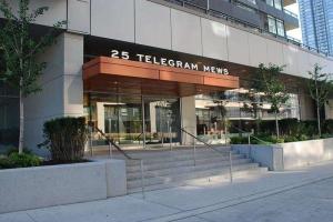 25 Telegram Mews, Toronto