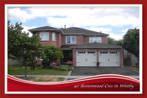 40 Bentonwood Cres, Whitby