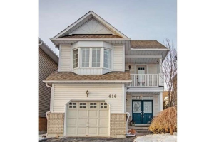 416 Woodsmere Cres, Pickering