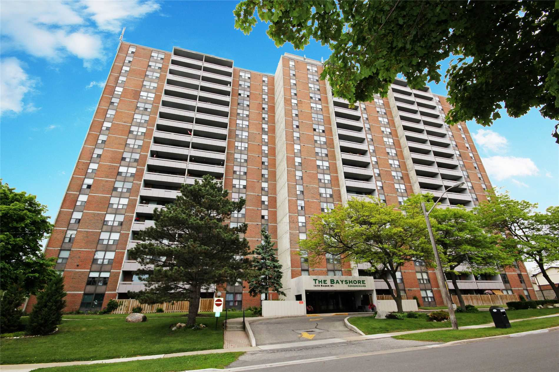 #502 - 1210 Radom St, Pickering