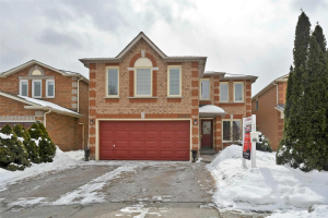 1609 Seguin Sq, Pickering