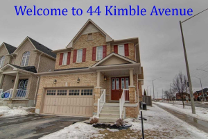 44 Kimble Ave, Clarington