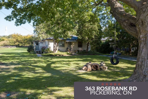 363 Rosebank Rd, Pickering