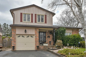 1717 Wollaston Crt, Pickering
