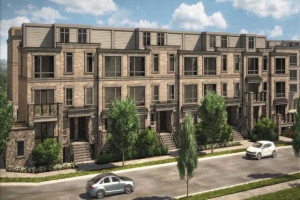 2707 Brownstones Phase 2, Markham