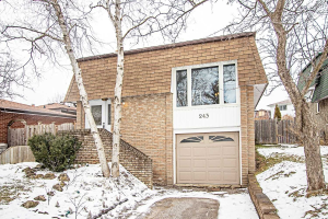 243 Stouffer St, Whitchurch-Stouffville