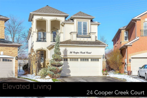 24 Cooper Creek Crt, Vaughan