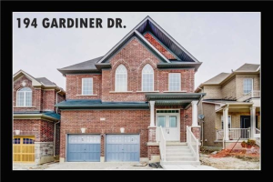 194 Gardiner Dr, Bradford West Gwillimbury