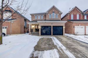 82 Brunetta Way, Brampton