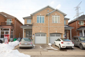 7393 Saint Barbara Blvd, Mississauga