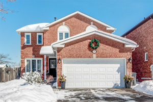 3456 Nutcracker Dr, Mississauga