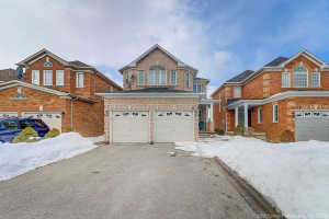 88 Orchid Dr, Brampton