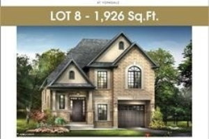 Lot 8 Jane Osler Blvd, Toronto