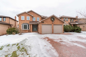 1722 Rowntree Crt, Mississauga