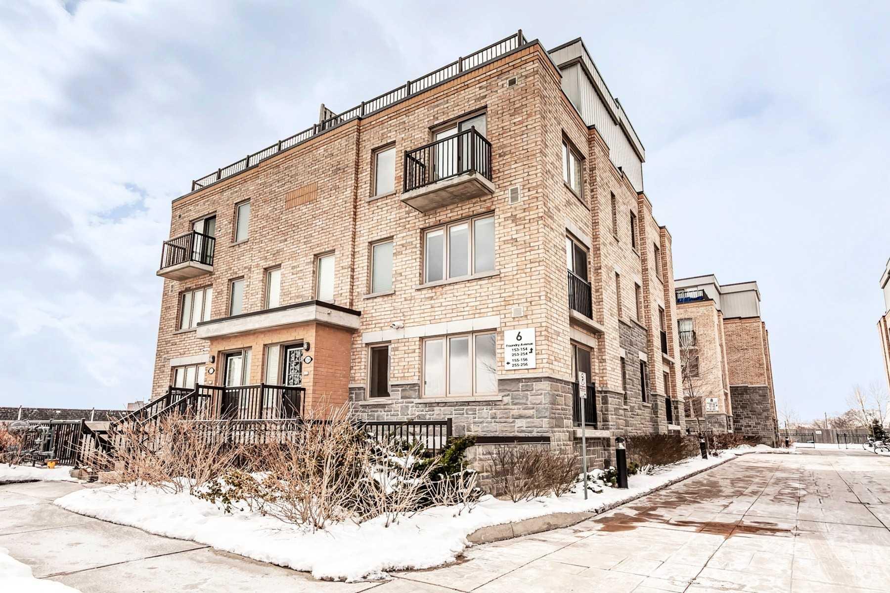 #156 - 6 Foundry Ave, Toronto
