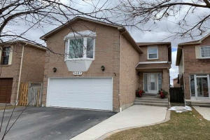 1487 Kirkrow Cres, Mississauga