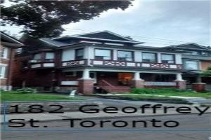 182 Geoffrey St, Toronto