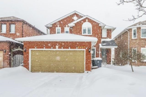 3437 Nutcracker Dr, Mississauga