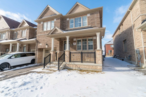 12 Yellowknife Rd, Brampton
