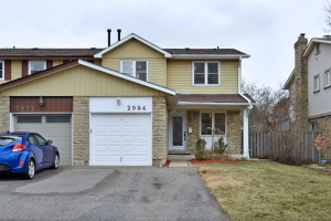 2984 Oslo Cres, Mississauga