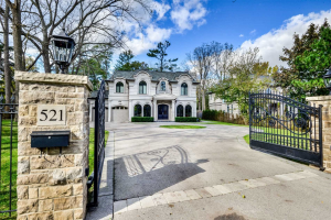 $4,295,000 • 521 Lakeshore Rd E, Old Oakville