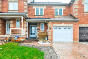 93 Brickyard Way, Brampton