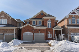 152 Thornbush Blvd, Brampton