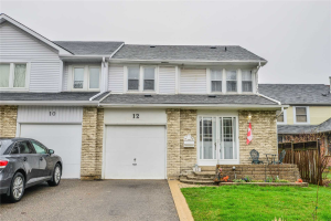 12 Kindle Crt, Brampton
