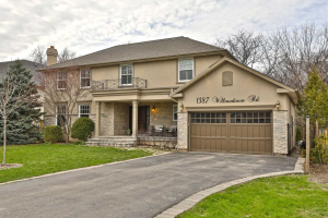 1387 Willowdown Rd, Oakville