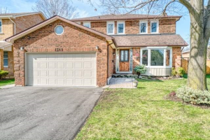 1348 Canford Cres, Mississauga