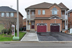 15 Secord Cres, Brampton