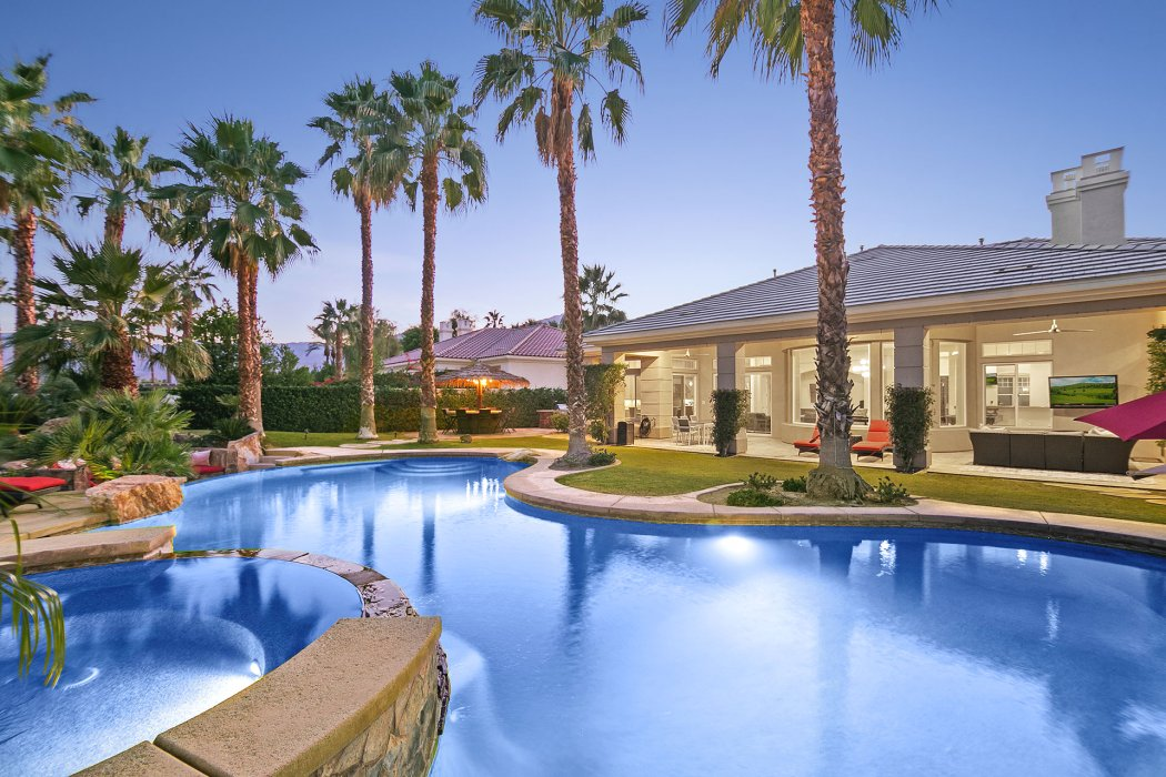 Smokewood Palms, Palm Springs, California - Desert Cities, United States