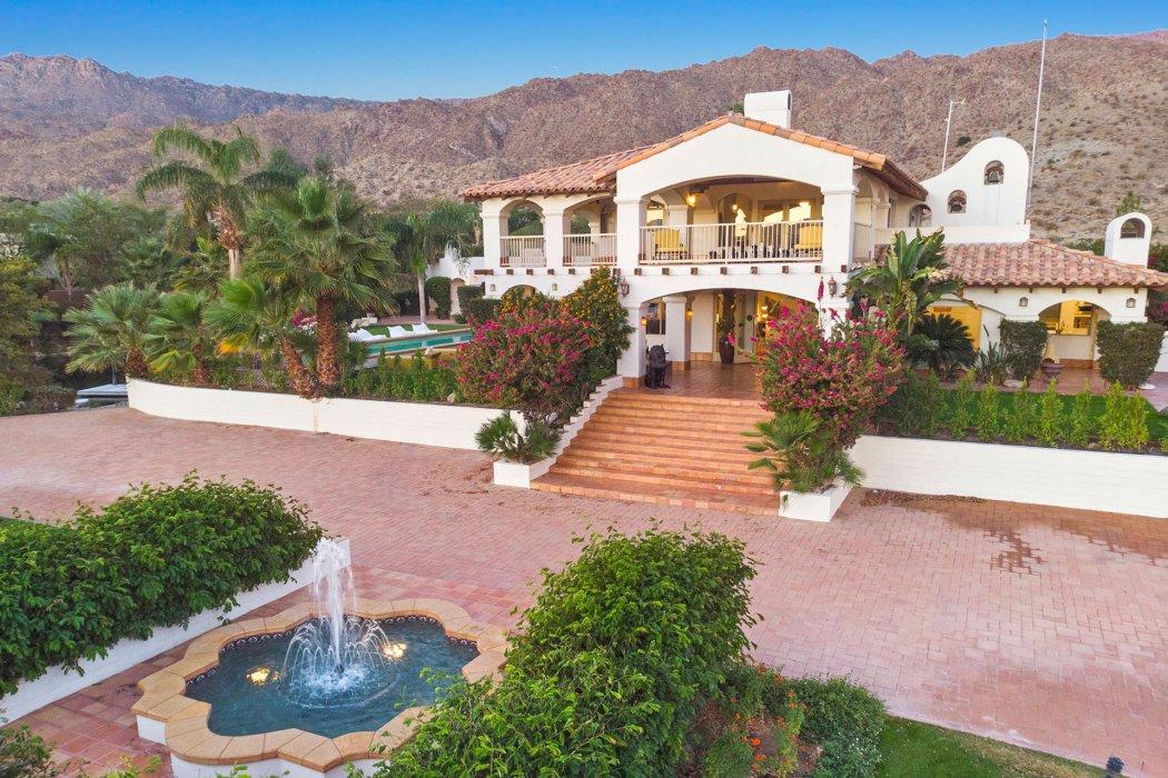 Smokewood Palms, Palm Springs, California - Desert Cities, United States