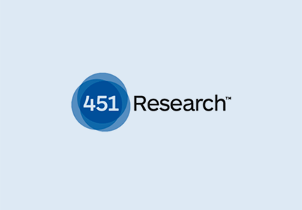 451Research – Datrium: Not Quite Your Father's Storage, or Anyone Else's