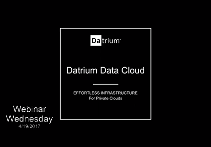 Founders Overview: Datrium Data Cloud