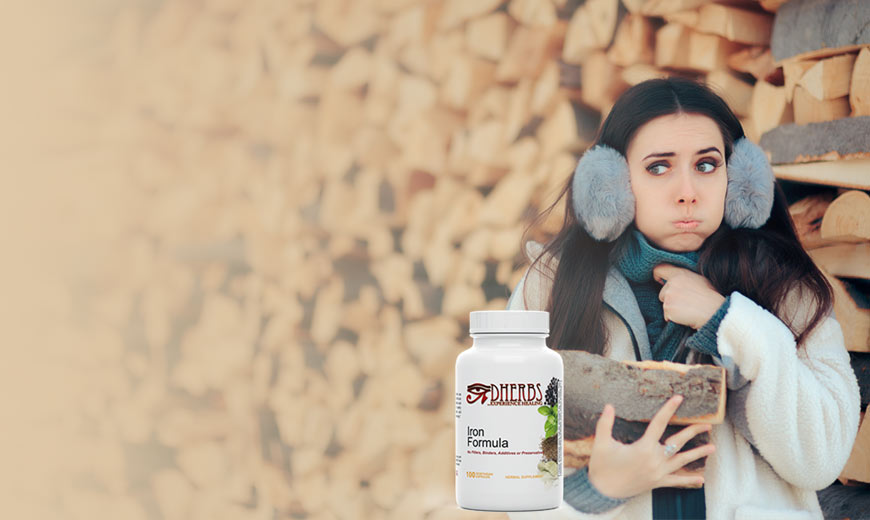 Feeling A Little Colder Than Usual?