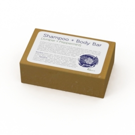 Shampoo + Body Bar (Juniper & Peppermint)