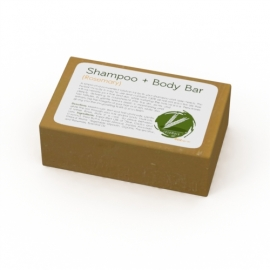 Shampoo + Body Bar (Rosemary)