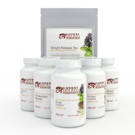 Weight Release Cleanse & Regimen