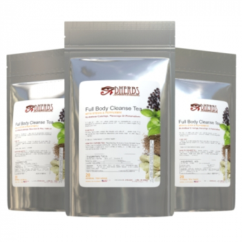 Full Body Cleanse Tea Bundle