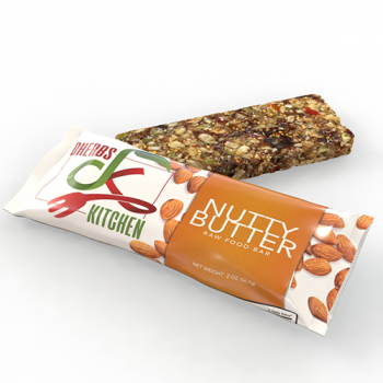 Nutty Butter Raw Bars