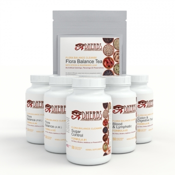 10 Day Flora Balance Cleanse (F or M)