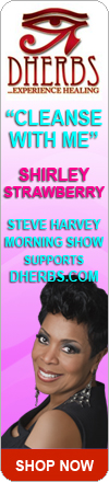 Steve Harvey Morning Show Supports Dherbs.com