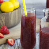 strawberry-lemonade-chia-drink