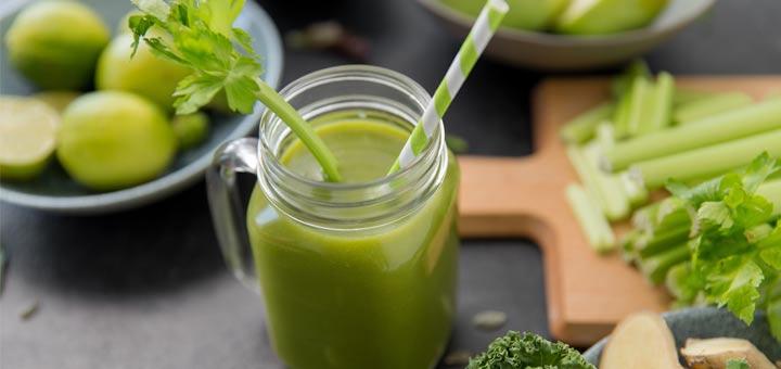 Blood Pressure Reducing Juice