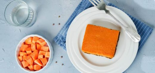 Raw Sweet Potato Pie