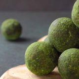 matcha-balls