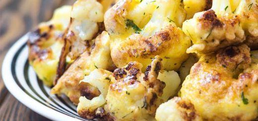 Cauliflower with Chile and Garlic