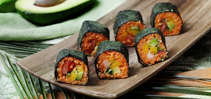 carrot-almond-sushi-rolls