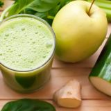 green-apple-pineapple-juice